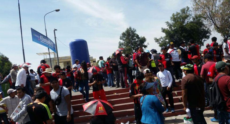 Melgar vs. Sporting Cristal: así se vivió la previa en Arequipa - 10