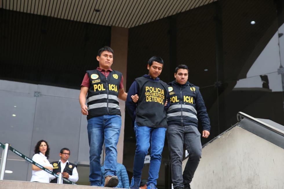 José Luis Lavalle indicó que la Dirección de Investigación Criminal de la Policía Nacional (PNP) detuvo a este sujeto en la ciudad de Huaral. (Foto: Lino Chipana)