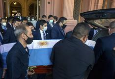 Diego Maradona: familia iniciará acciones legales a los que filtraron fotografías en su lecho de muerte