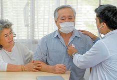 Coronavirus en el Perú: adultos mayores son atendidos a través de visitas remotas