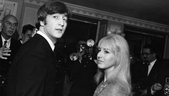 Murió Cynthia Lennon, la primera esposa de John Lennon