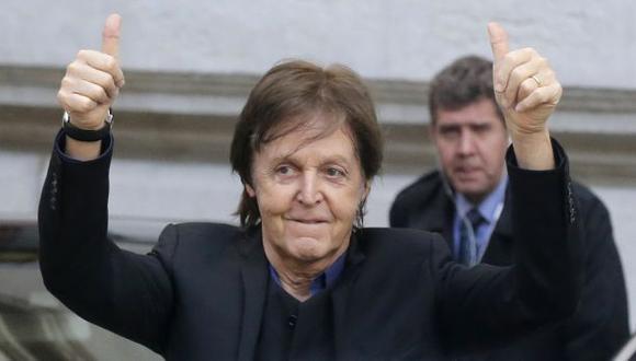"""Paul McCartney estará en quinta parte de """"Piratas del Caribe"""""""