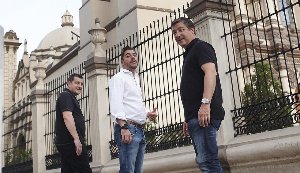 Las imágenes del paso de los hermanos Roca por México - 1