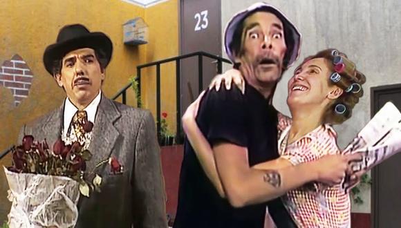 """Algunas veces se acercaron bastante, pero don Ramón y doña Florinda no podían ni verse en la mayoría de capítulos de """"El Chavo del 8"""" (Foto: Televisa)"""