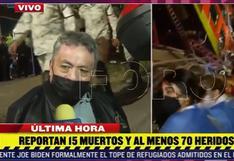 """El dramático relato de un sobreviviente del accidente en el Metro de CDMX: """"Había mucha gente encima de otra"""""""