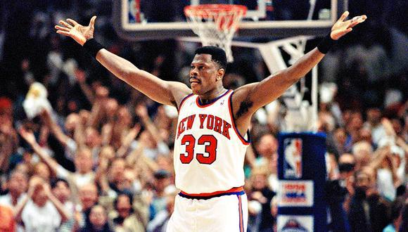 Patrick Ewing formó parte del mítico 'Dream Team' de Barcelona 92 junto a Jordan, Magic, Barkley y Malone. (Foto: Internet)