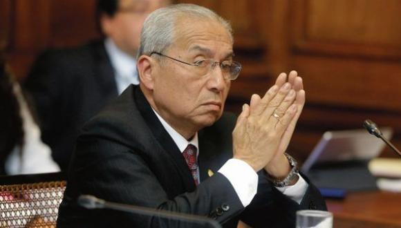 El informe final elaborado por Juan Sheput recomienda destituir e inhabilitar al fiscal supremo Pedro Chávarry por 10 años. (Foto: GEC)