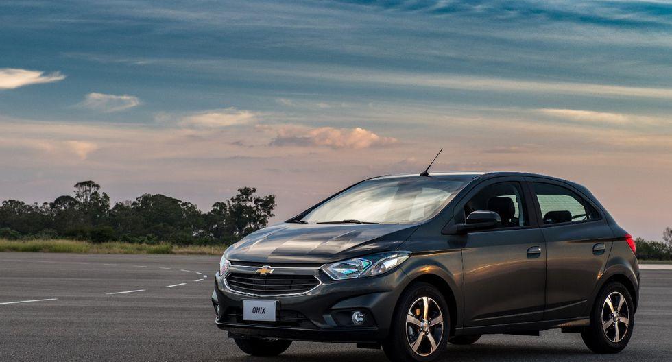 1. Chevrolet Onix: 205.481 mil autos vendidos. (Foto: Difusión)