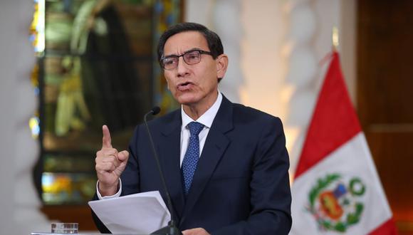 """""""El señor Martos tiene la obligación de llevar al Gobierno a ofrecerle a la ciudadanía las respuestas que, hasta ahora, le ha rehusado"""". (Foto: Presidencia)"""