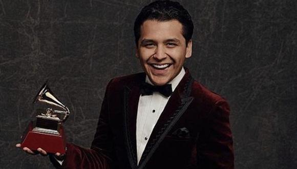 En 2018, Christian Nodal ganó un Premio Latin American Music (Foto: Christian Nodal/ Instagram)