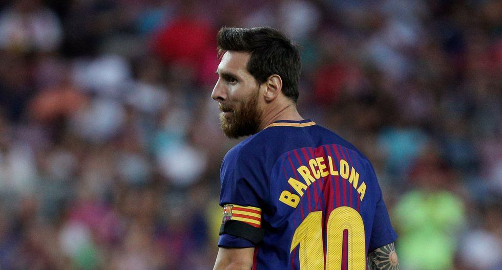 Joan Laporta, ex presidente de Barcelona, asegura que Lionel Messi no está conforme por la presencia de Josep María Bartomeu. Esto provocaría que abandone la institución catalana. (Foto: AFP)