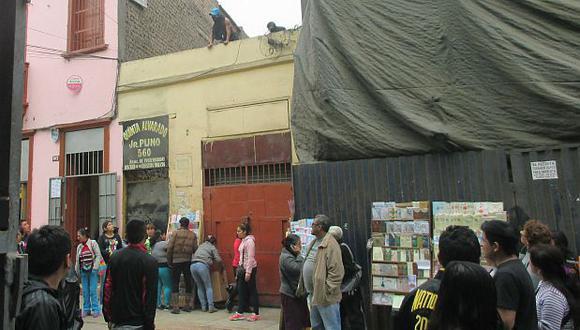 Beneficencia de Lima: 30 sujetos invaden local en el Cercado