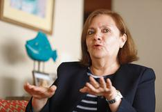 Elecciones 2021: Carmen Mc Evoy se incorporó al Tribunal de Honor del Pacto Ético Electoral