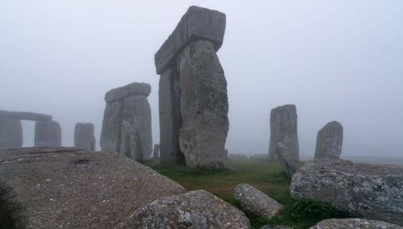 Los misteriosos templos ocultos de Stonehenge