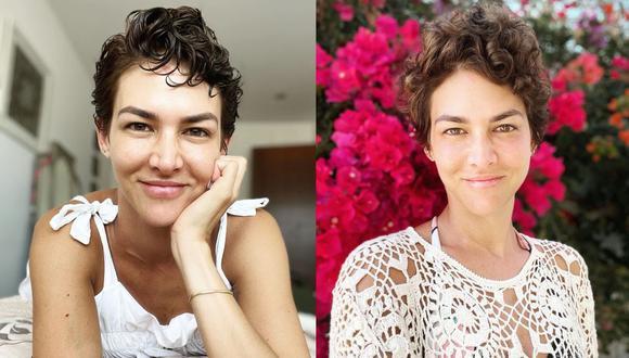 "Anahí de Cárdenas celebra un año libre de cáncer: ""Yo tuve suerte, yo sobreviví"". (Foto: @anahidec)"