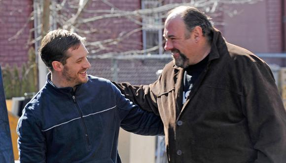 James Gandolfini: cinta póstuma brilló en San Sebastián