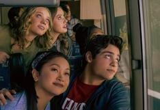 """""""A todos los chicos 3"""": el final de la saga ya se encuentra disponible en Netflix"""