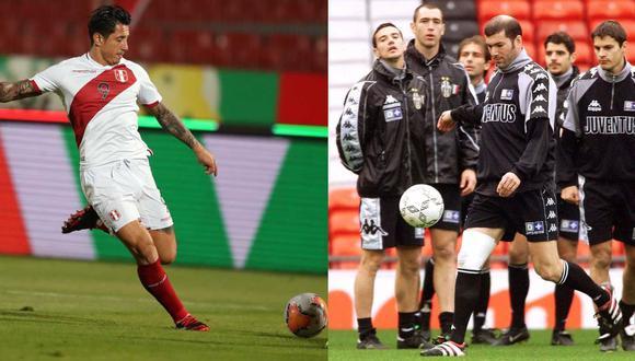 Lapadula se inició en la Juventis, viendo jugar a Zidane. (Foto: EFE / AP)