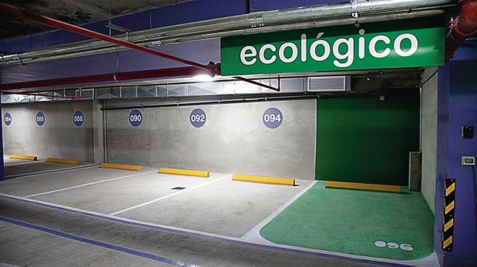 Hoy abren el estacionamiento subterráneo en el parque Kennedy - 1