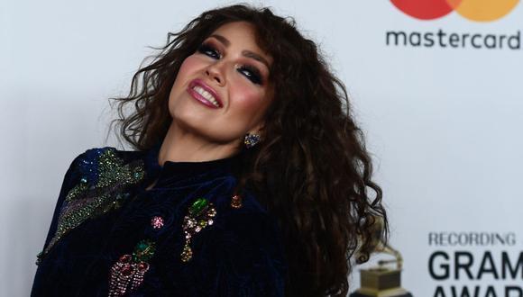 Los fans de Thalía se quedaron sorprendidos por el resultado del significado de su nombre traducido al idioma zulú, utilizado en Sudáfrica | Foto: AFP