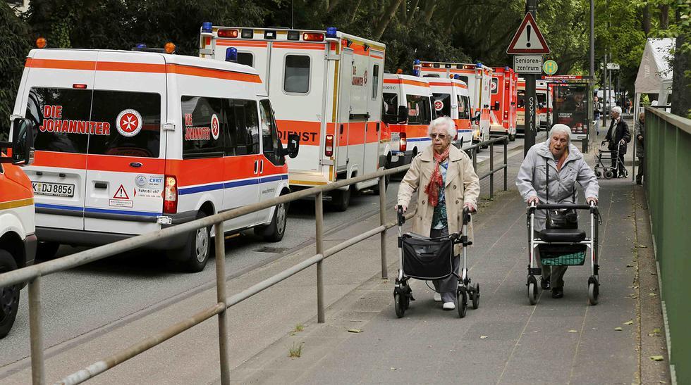 Alemania: La gran evacuación ante bomba de la II Guerra Mundial - 2