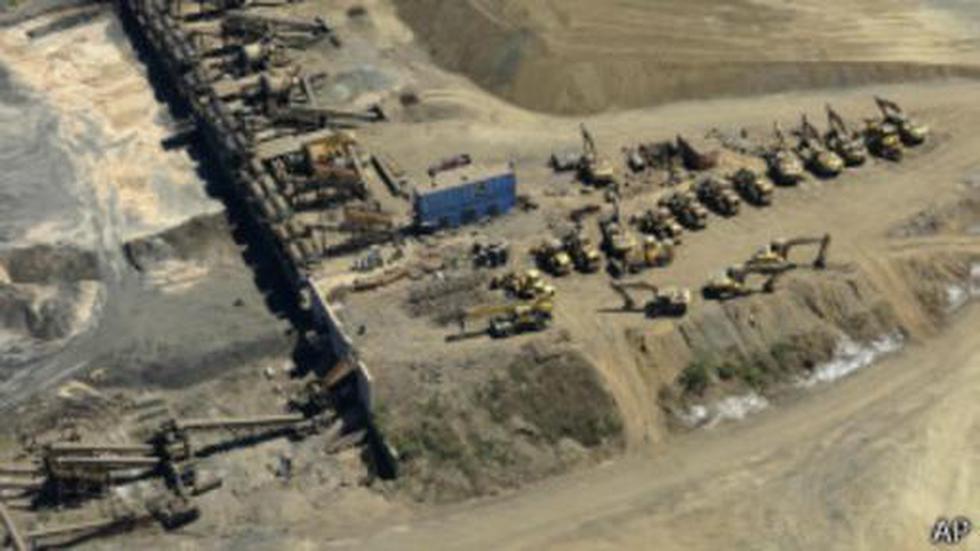 México: incautan 68 mil toneladas de hierro al narcotráfico - 1