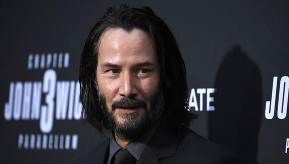 Estas son las mujeres que conquistaron el corazón de Keanu Reeves, el soltero codiciado de Hollywood. (Foto: AFP)