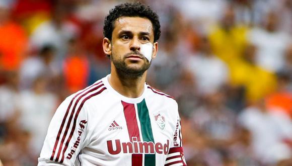 Fred amenaza con sabotear partido entre Fluminense y el Sport