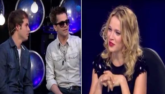 Rebelde Way: ex integrantes de la serie se reencontraron en TV