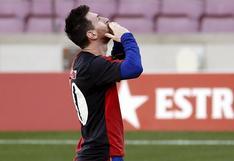 LaLiga decidió multar a la Messi por homenaje a Maradona con camiseta de Newell's Old Boys