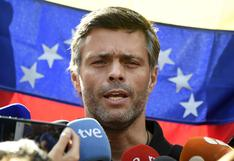 Leopoldo López abandona la residencia del embajador de España y se escapa de Venezuela