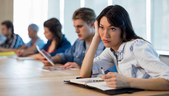 Independientemente del tema de discusión, las reuniones laborales podrían servir como una oportunidad para quejarse y ser notado por sus colegas. (Imagen: Getty Images)