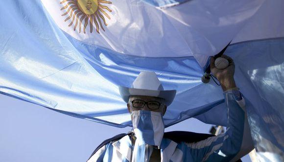 Coronavirus en Argentina   Ultimas noticias   Último minuto: reporte de infectados y muertos hoy, sábado 11 de julio del 2020   Covid-19   (Foto: AP Photo/Natacha Pisarenko).