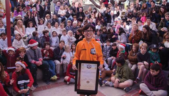 EE.UU.: Niño de 10 años se convierte en campeón de Minecraft