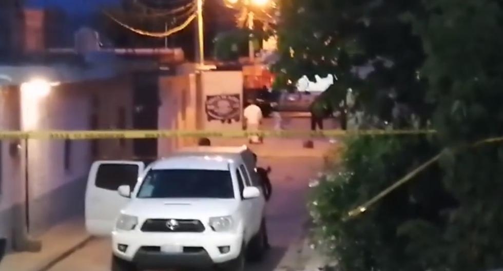 Guanajuato: Seven people are shot dead in a mechanical workshop