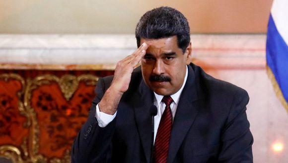 Nicolás Maduro, presidente de Venezuela. (Foto: Reuters/Marco Bello)