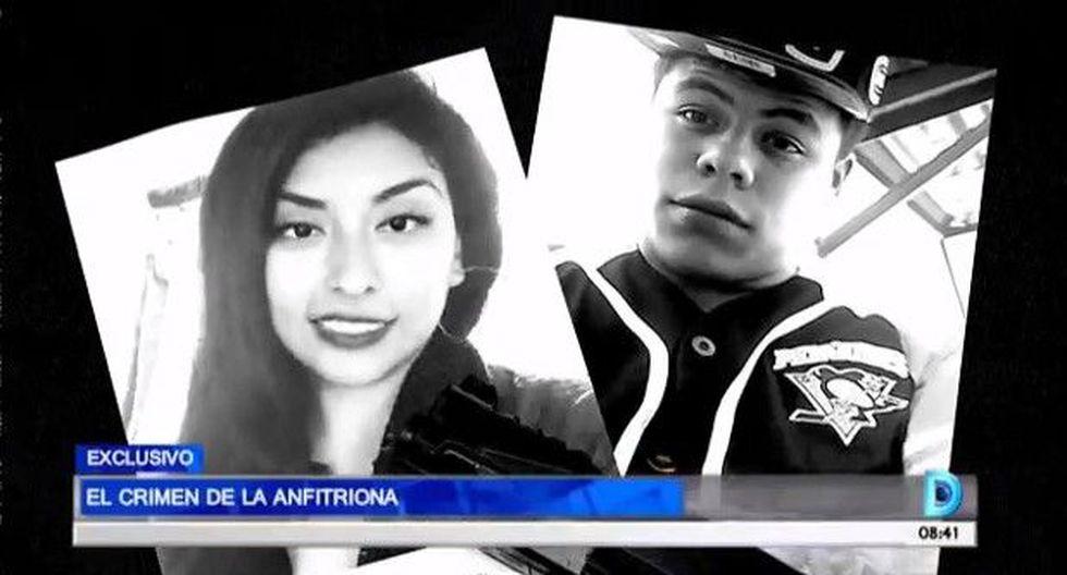 Christian Sánchez Coico (24)  fue detenido en la ciudad de Buenos Aires. (América Noticias)