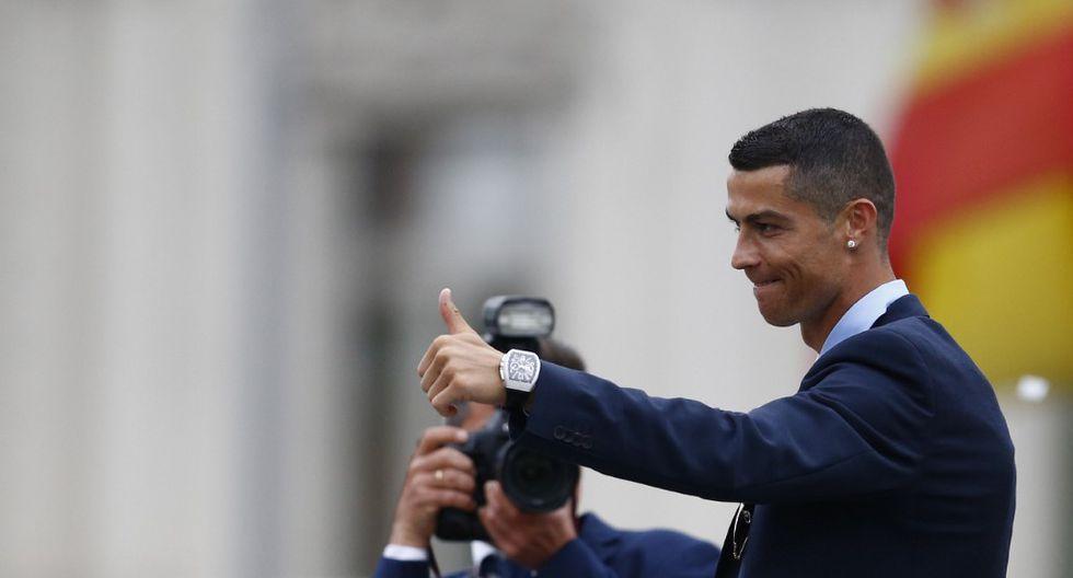 Cristiano Ronaldo es uno de los mejores jugadores del mundo, pero también es muy criticado. Sin embargo, ha hecho noticia por sus diversos actos de caridad o ayuda en beneficio de personas que poseen bajos recursos. (Foto: AFP)