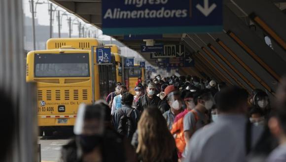 La propuesta tiene que ser aprobada por el MTC. (Foto: Anthony Niño de Guzmán / @photo.gec).