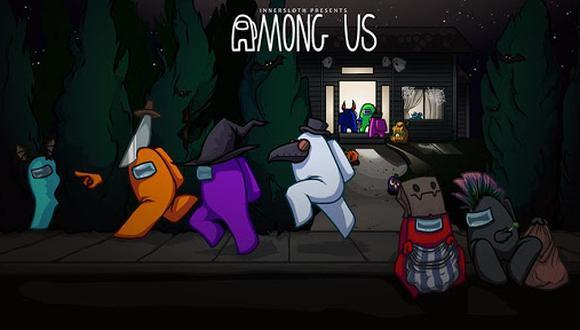 Juegos parecidos a Among Us que puedes jugar con amigos (Foto: Innersloth)