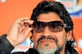 Maradona, una vida muy polémica