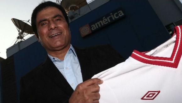 El narrador 'Toño' Vargas se recupera tras dar positivo a COVID-19. (Foto: GEC).