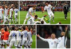 La euforia y felicidad de Chile tras eliminar a Portugal de la Copa Confederaciones