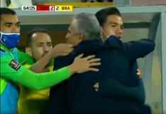 Perú vs Brasil: Richarlison encuentra el empate en el Nacional [VIDEO]