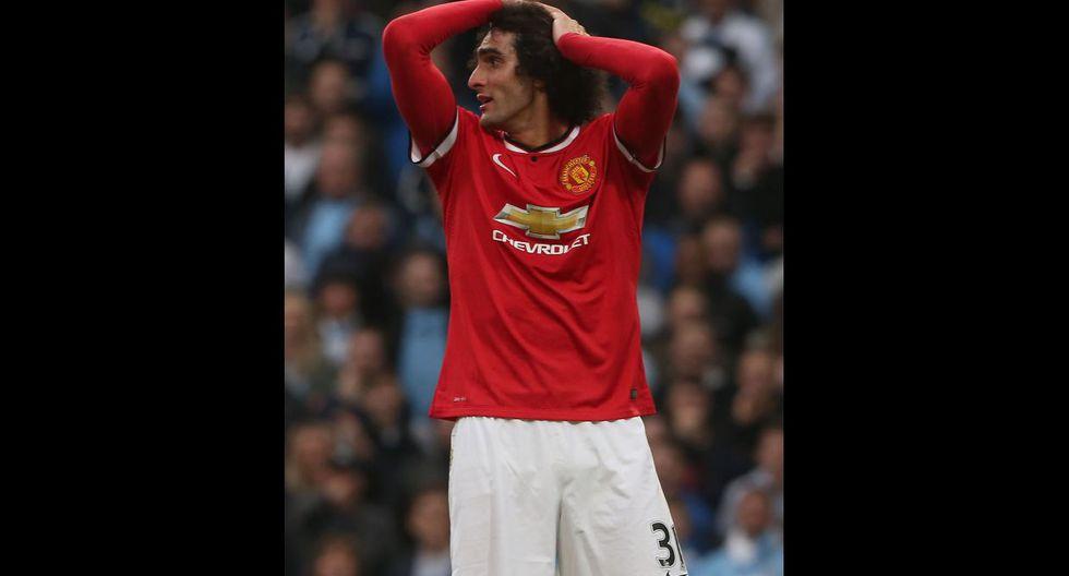 Derby de Manchester: alegría 'citizen' y tristeza del United - 13