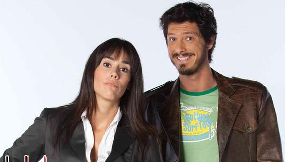 """Gianella Neyra y Cristian Rivero protagonizaron """"Lalola"""". (Foto: Canal 2)"""