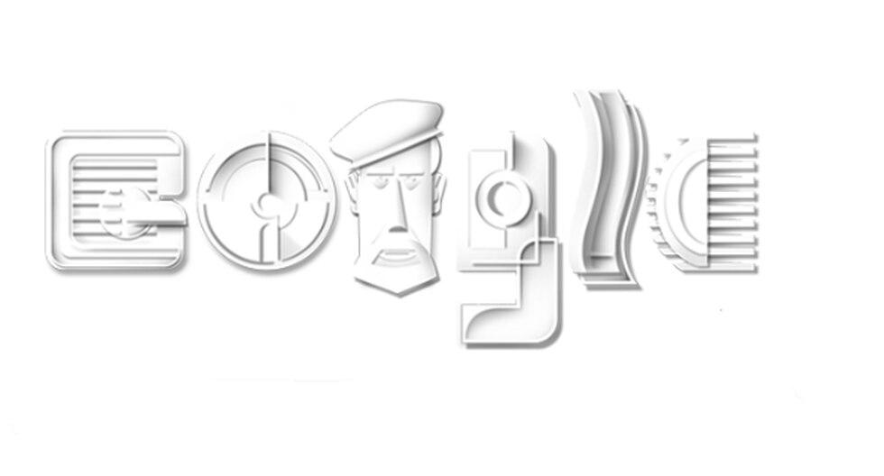 Google rinde homenaje a Eduardo Ramírez Villamizar, el artista colombiano que brilló con sus obras. Empresa le dedicó doodle a 97 años de su nacimiento. (Captura de pantalla)