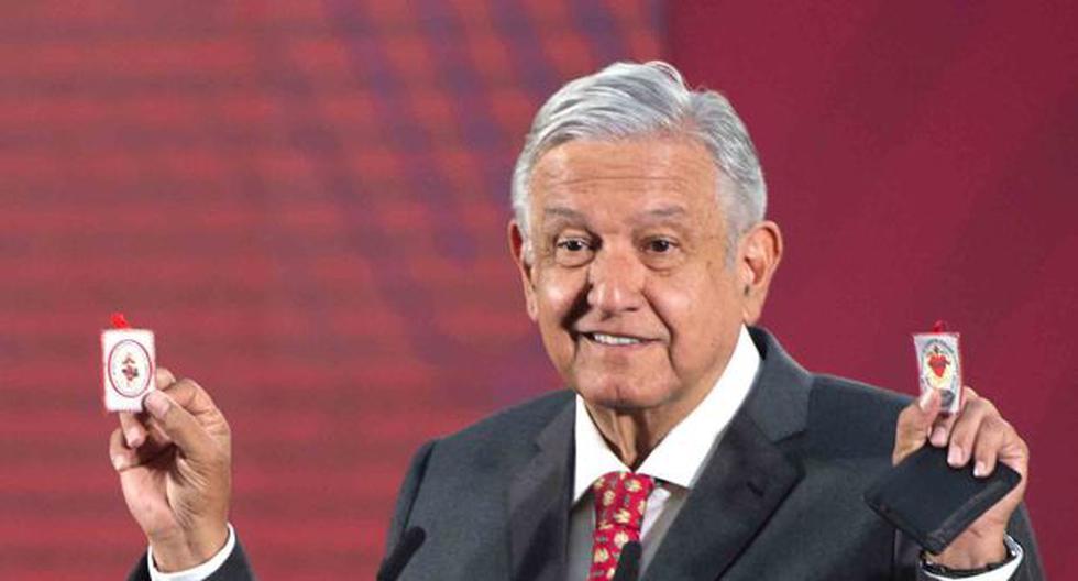 AMLO no se hará test de COVID-19 pese a casos en su equipo. (AFP/Presidencia de México).