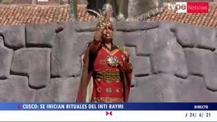 Inti Raymi: mira aquí el desarrollo de la Fiesta del Sol del Bicentenario en Cusco