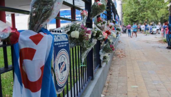 Santiago 'Morro' García fue un delantero uruguayo que decidió quitarse la vida sumido en una profunda depresión. (Foto: Agencias)